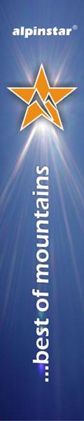 Redaktion Alpinstar ...best of mountains fuer Sommer- und Wintersport - Reiseziele in den Bergregionen Europas - Sommerurlaub und Winterurlaub in den Bergen - Urlaub zu allen Jahreszeiten.